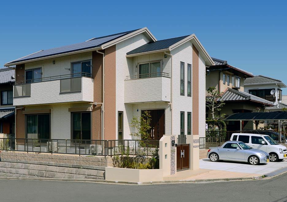 17 奈良県 S様邸 | 建築実例 | 戸建住宅 | サンヨーホームズ株式会社